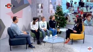 Антон Николов и ученици от школа МАМОТО в тв предаване